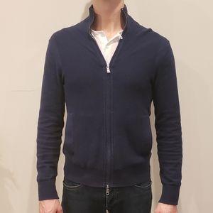 Banana Republic Zip-Up Sweater